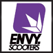 Envy Scooters are available for sale in Orlando, Florida at Redi To Pedi located inside Pointe Orlando on International Drive.