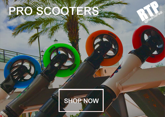 Pro Scooter Decks in Orlando, Florida, USA, 32819