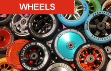 Scooter Wheels