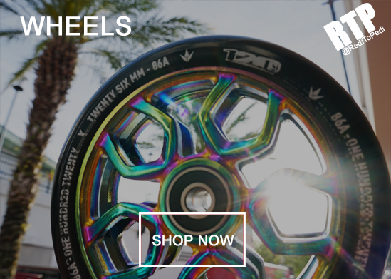 Buy Scooter Wheels in Orlando, Florida, USA 32819