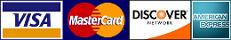 Redi To Pedi accepts most major credit cards.
